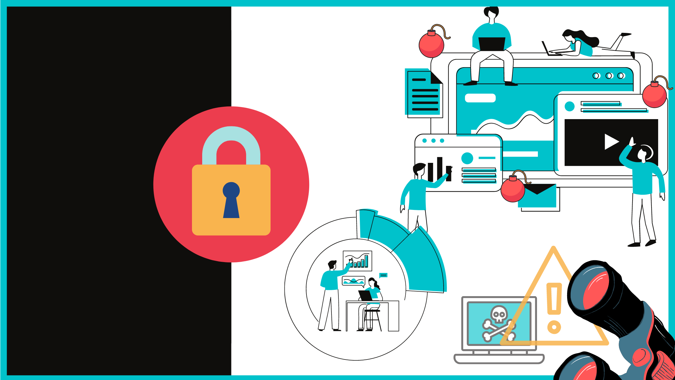 Ensuring security for remoteworkers